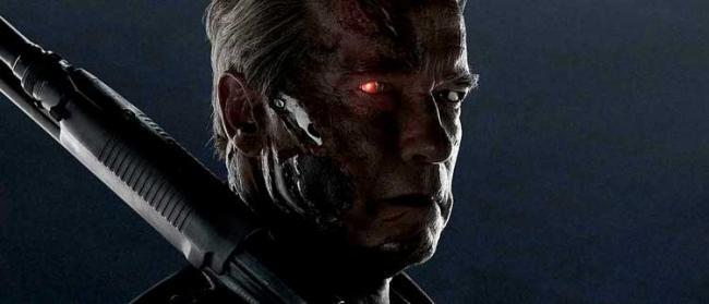 Terminator Genisys Poster