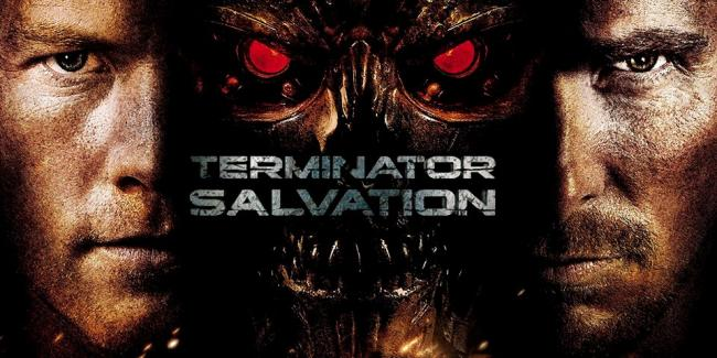 Terminator 4: Die Erlösung Poster