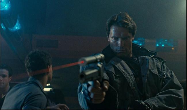 Schwarzenegger Terminator