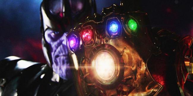 Thanos Infinity Gauntlet