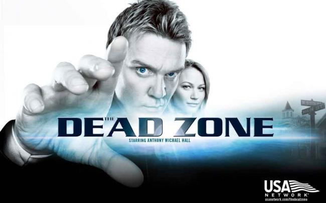 The Dead Zone Anthony Michael Hall Poster