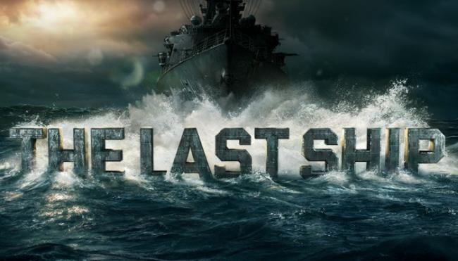 The Last Ship Logo