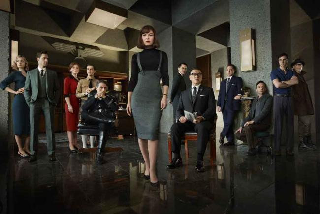 The Man in the High Castle Staffel 2