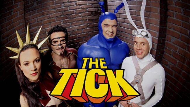 The Tick Serie 2001 Cast