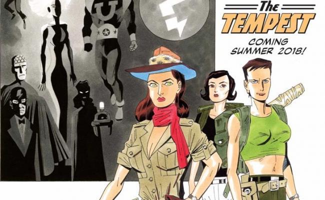 League of Extraordinary Gentlemen: The Tempest