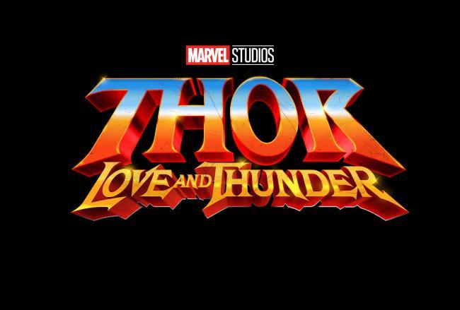 Thor: Love & Thunder Logo