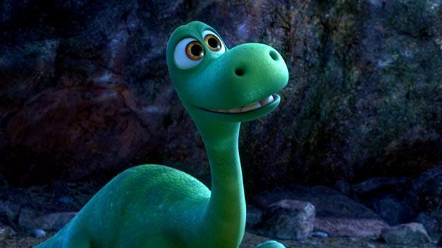 Arlo & Spot: Pixar's The Good Dinosaur