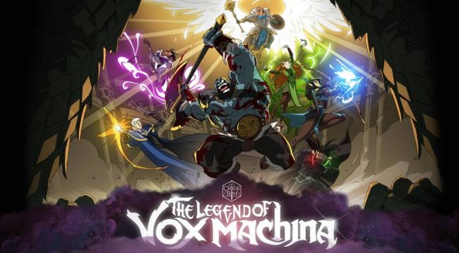 The Legend of Vox Machina Critical Role