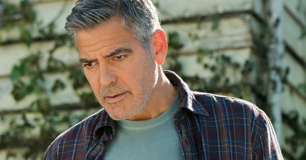 George Clooney im Disney-Film Tomorrowland