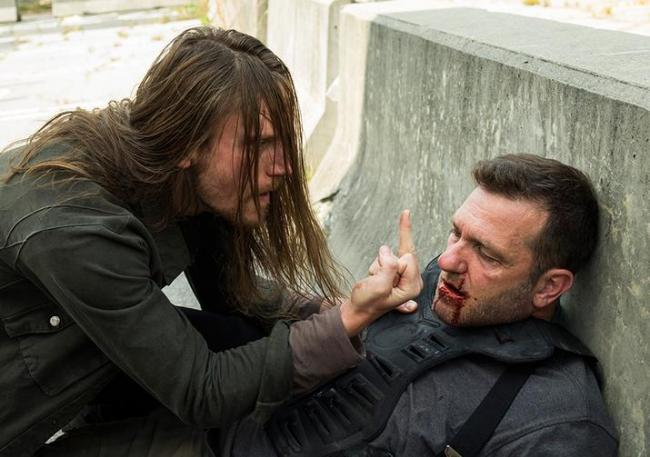 "Szenenfoto The Walking Dead 7.02 ""The Well"""
