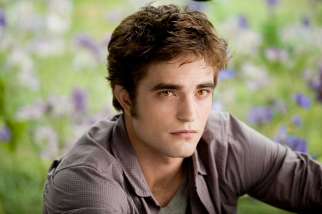 Robert Pattinson als Edward Cullen im Film Eclipse - Bis zum Abendrot (Twilight)