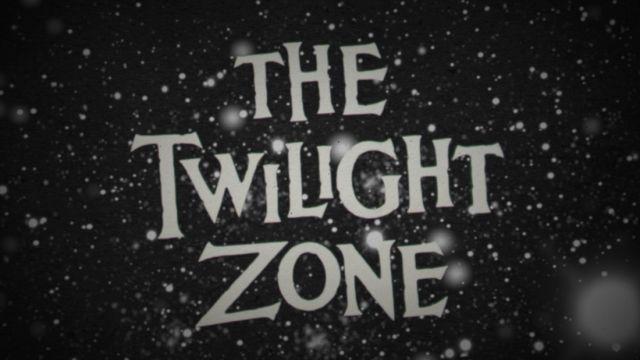 Titelkarte der Kultserie Twilight Zone