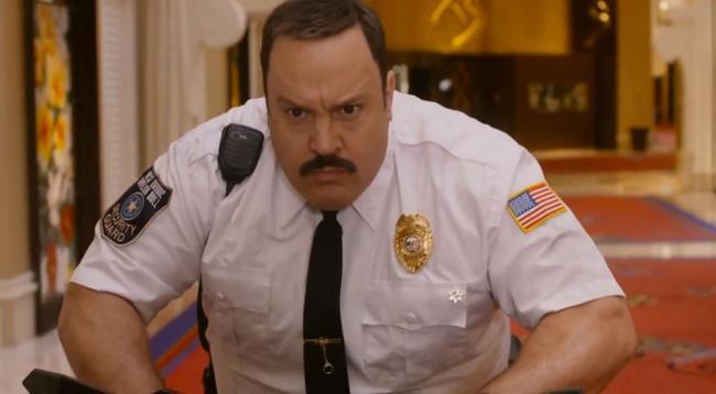 Der Kaufhaus Cop Kevin James
