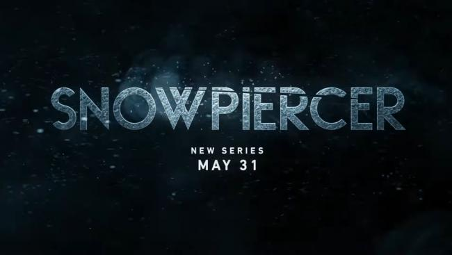 Snowpiercer Serie Titellogo