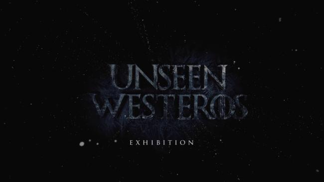 Unseen Westeros Trailer Logo