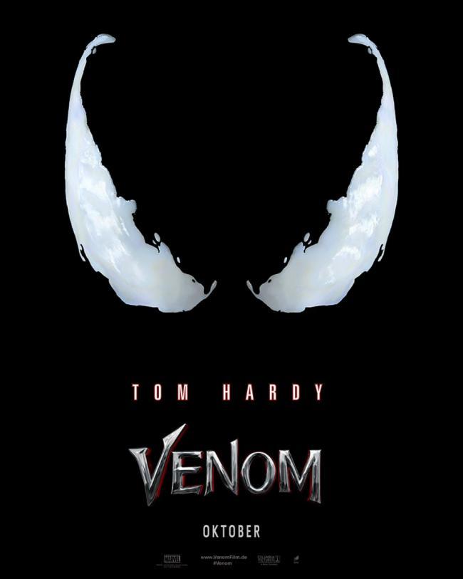 Venom Teaser-Poster