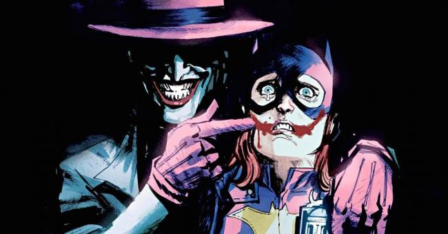 Batman: The Killing Joke - Joker und Batgirl