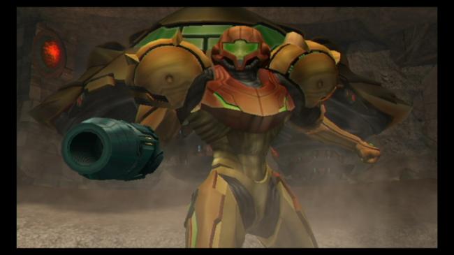 Metroid Prime Trilogy Screen