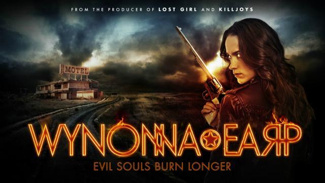 Wynonna Earp - Promo Header