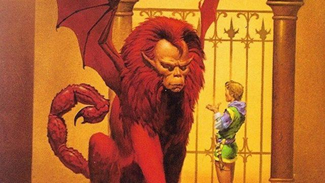 Piers Anthony, Xanth: A Spell for Chameleon