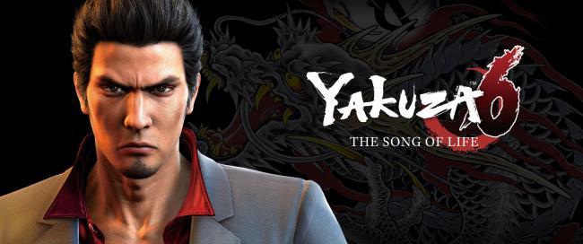 Yakuza 6 Titelbild