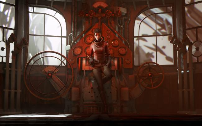 Dishonored: Death of the Outsider Titelbild