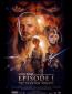 Star Wars: Episode I - Die dunkle Bedrohung Poster