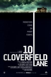 10 Cloverfield Lane Poster