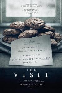 The Visit Filmposter
