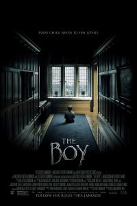 The Boy Filmposter