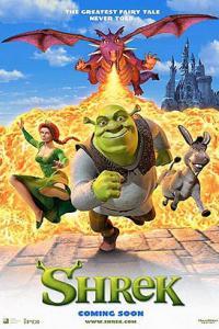 Shrek Filmposter