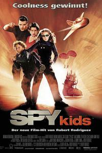 Spy Kids Filmposter