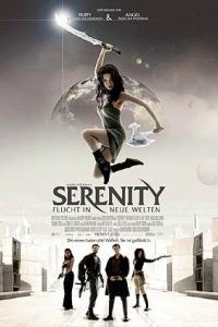 Serenity Filmposter