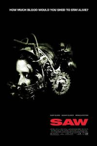 Saw Filmposter