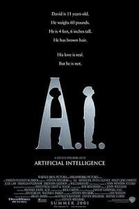 A.I. - Künstliche Intelligenz Filmposter
