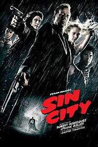 Sin City Filmposter