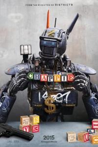 Chappie Filmposter