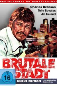 Brutale Stadt 1970 Filmposter