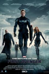 Poster zu The Return of the First Avenger