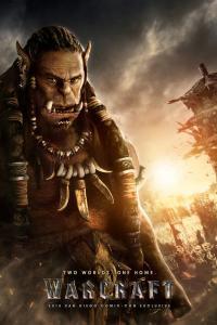 Teaser-Poster zu Warcraft
