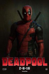 Deadpool Teaser Poster