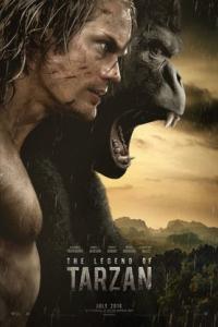 Legend of Tarzan Teaser Poster