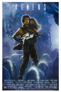 Aliens Filmposter