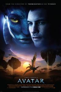 Avatar 2009 Filmposter
