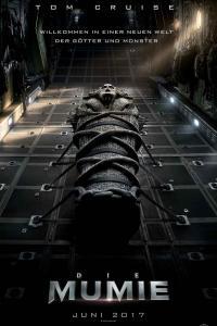 Die Mumie Teaser-Plakat