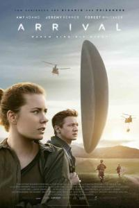 Arrival 2016 Poster