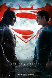 Batman v Superman: Dawn of Justice Hauptplakat