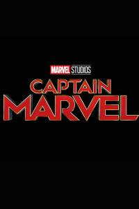 Captain Marvel Logo-Poster
