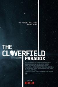 Cloverfield Paradox Poster