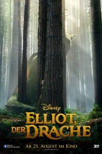 Elliot, der Drache Teaser-Poster